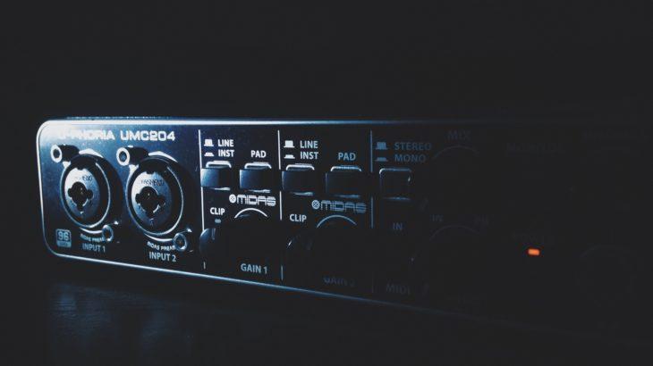 【予算別】ドラムレコーディングに使えるオーディオインターフェイス 7選