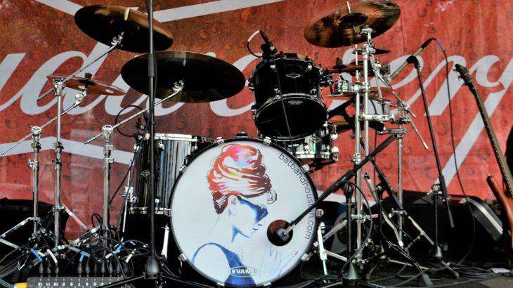 ドラムを「良い音」でセルフレコーディングする方法