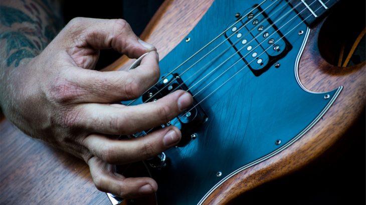 ギターをレコーディングするときに気をつけたい8つのこと