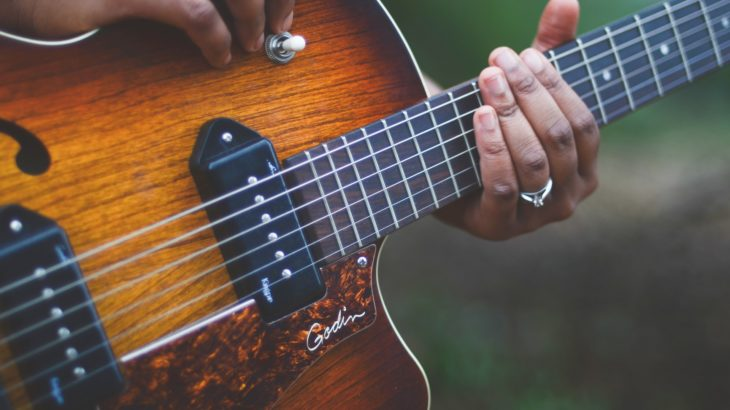 ギターが上手い人と下手な人の違い。上手な人の共通点とは?