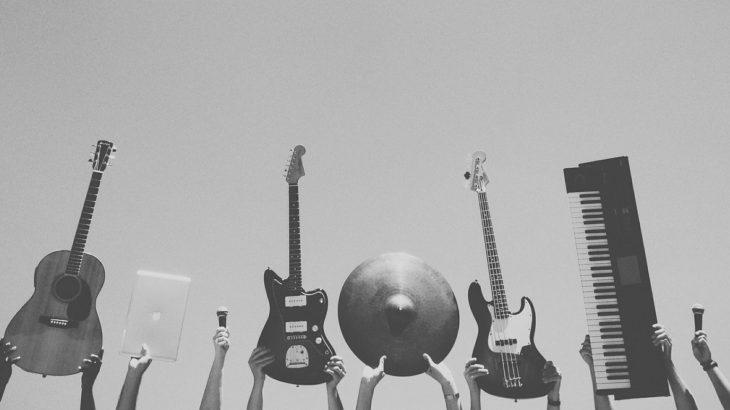 バンドで作曲する方法5選!効率がいいオリジナル曲の作り方とは?